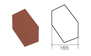 Заглушка треугольного конька Gerard Sage