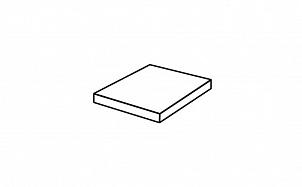 Клинкерная ступень прямоугольная угловая Loftstufe Stroeher Epos 957 kawe