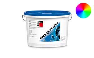 Акриловая краска Baumit GranoporColor Repro