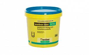 Дополнительный компонент weber.tec 915 K2