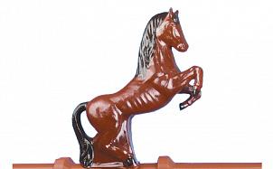 Декоративный элемент Лошадь BRAAS