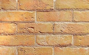 Фасадная плитка ручной формовки Terca Corona (65mm OLDE ALTON YELLOW MULTI)