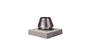 Верхний комплект для дымохода SCHIEDEL UNI для изготовления покровной плиты по месту