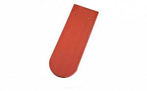 Керамическая черепица рядовая 3/4 Koramic Biber Brick-red noble engobe