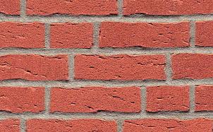Клинкерная фасадная плитка Feldhaus Klinker R694 sintra carmesi