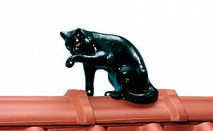Декоративный элемент BRAAS Кот