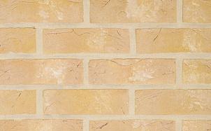 Фасадная плитка ручной формовки Terca Oakington Buff (65mm Oakington Buff)