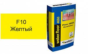 Цветной наливной пол weber.vetonit 4650 F10