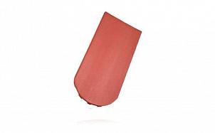Керамическая черепица вентиляционная Koramic Biber Brick-red noble engobe