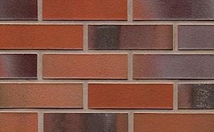 Клинкерная фасадная плитка Feldhaus Klinker R564 carbona geo maritim