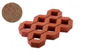 """Газонная решетка Меликонполар """"Меба"""" коричневая"""