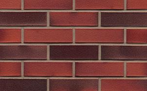 Кирпич клинкерный пустотелый Muhr 03 EG Rot Edelglanz гладкий
