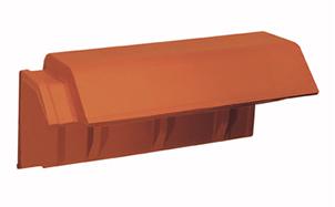 Керамическая черепица пультовая Koramic Red Engobe