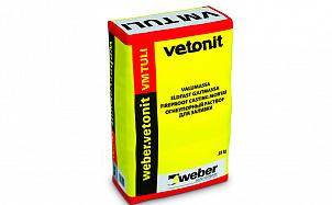Огнеупорный раствор weber.vetonit VM Tuli