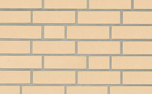 Клинкерная фасадная плитка Roben Sorrento Sandweiss гладкая NF14
