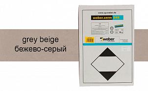 Затирка для швов weber.xerm 848 grey-beige