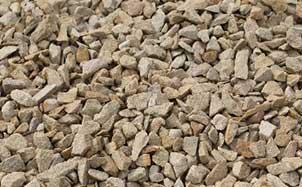 Крошка декоративная из песчаник бежевый