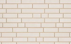 Клинкерная фасадная плитка ABC Weiss 300 гладкая
