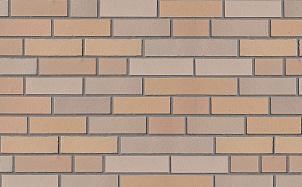 Клинкерная фасадная плитка ABC Elmshorn ockergrau