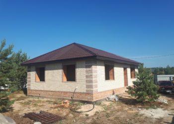 Дом в Алеканово 110 м2